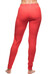 Houdini W's Alpha Long Johns Fourties Red